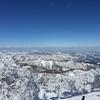 野沢温泉スキー場の毛無山山頂の絶景とおすすめソフトクリーム