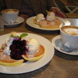 pancake&coffee ease cafe