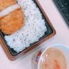 【グルメ】コンビニ飯でとんかつ屋さんの定食風♪