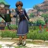 【画像】PS4版 ドラクエ11 旅の途中で出会った可愛い女の子モブキャラのスクショをまとめたよ!その5 女子校生特集【美人図鑑】