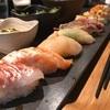 渋谷のオシャレ寿司BAR KINKA(★★★)