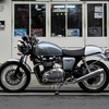 Triumph Thruxton900(Silver) (THANK YOU SOLD OUT!!)