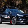 ● トヨタ 新型「RAV4」のスタイリングパーツが「TRD」から登場