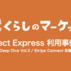 Stripe Connect Expressの利用事例を発表しました
