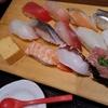 お寿司なう