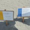 黒潮町入野海岸で第31回Tシャツアート展に参加(2019年5月黒潮・四万十の旅(2))