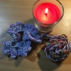 ちびっこの編み物教室