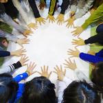 頼ること。1人でなんとかするより、得意を出し合うことで集団は最大パワーを発揮する。