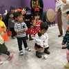 Review of Halloween lesson on Oct 30 in 中区大須