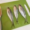 【キャンプ飯】豆アジ、アンチョビ、新生姜の炊き込みご飯でしょう