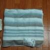 壊れた「なかぎし電気しき毛布」の代用品。