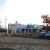 千歳水族館、インディアン水車、そしてサケ神社