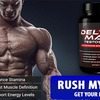 Delta Mass Testosterone - Boost Sexual Drive & Desire