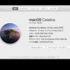 macOS Catalina にアップデート - Zsh にスイッチ