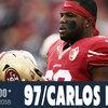 【NFLトップ100】97位 RBカルロス・ハイド