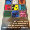An Evening with Pat Metheny with Antonio Sanchez, Linda Oh & Gwilym Simcock@新宿文化センター/2016.5.25(wed) 19:00〜