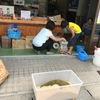 豊川の方の希望でEMボカシづくり教室実施。お子さんも入れて3人。