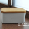 「野田琺瑯 バターケース 450g用」を一週間使ってみた感想(評価)