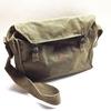 散歩のお供に、チープなショルダーバッグを探しておりました。チェコ軍のショルダーバッグが素敵なチープ品と気付きました。