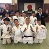 『雲仙ジュニアスポーツ柔道競技』結果