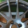 ABARTH/アバルト 595 ホイルおタイヤの重量差