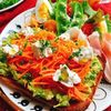 【低糖質ふすまパン】キャロットラペトースト(動画レシピ)