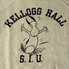 981 貴重!! 珍品!!ビンテージ スウェット スヌーピー カレッジ 60's vintage SNOOPY sweat college