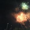 迫力の泉南タルイサザンビーチの花火大会!