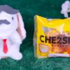 【チー2シュー チーズチーズケーキシュー】ローソン 4月21日(火)新発売、LAWSON コンビニ スイーツ 食べてみた!【感想】