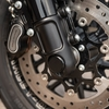 パーツ:Killer Custom「18-21 M8 Softail Axle Cover Set for Inverted Fork」
