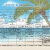 2019年夏アニメカレンダー『関東版』