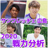 【サンフレッチェ広島】2020移籍/スタメン予想(1/30時点)