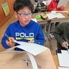 4年生:算数 展開図から箱を作る