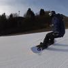 福井県 今庄365スキー場で車中泊 ナイターから朝リフト一番乗りレビュー。