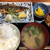 大阪でお昼に食べたサバの塩焼き定食の優しい味
