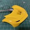 フェラーリ FXX K 製作 ⑥ 塗り分けとデカール貼り