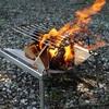 DODの秘密のグリルちゃんレビュー|おすすめの焚き火台なのか検証