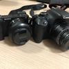 Canon EOS Kiss X5 から SONY α6400(ILCE-6400M) に乗り換えました!