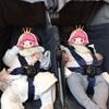 双子と祖母と散歩