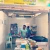ロティチャナイの朝食@タンジュンブンガのフードコート