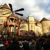 世界最大、Stuttgartのクリスマスマーケット!