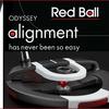 MADE IN USA オデッセイパターが動体視力テクノロジーとアラインメント手段ででRed Ballパターを発表です。。