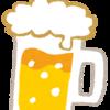 元部下の女性スタッフにビールをご馳走になった夜