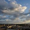 朝景色~その53①『雲多き空』