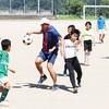 サッカーで、子どもたちの心に届きたい。