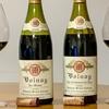 ミシェル・ラファルジュのヴォルネイ1級2003年&2005年飲み比べ
