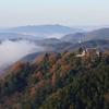 天空の城、備中松山城