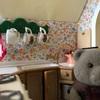 陶器のキッチン小物が増えました