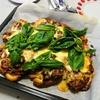 【1食183円】全粒粉トマトツナパスタdeピザトーストの自炊レシピ