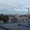 鴻巣市本町でアンテナ工事です。